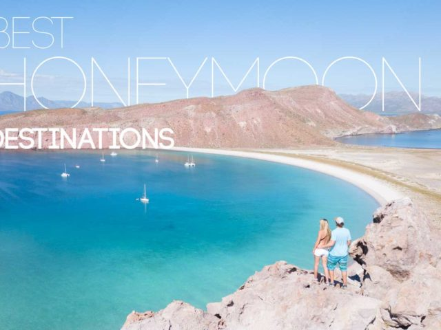 15 Best Honeymoon Destinations Around The World