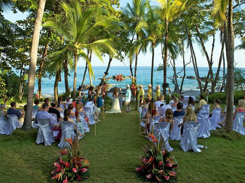 Costa Rica and its Ylang Ylang beach resort