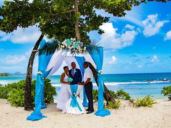 Seychelles and its Praslin Island resorts