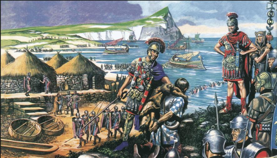 The Roman Invasion