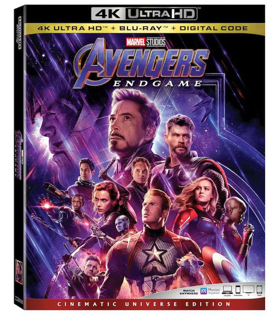 Avengers Endgame re-released