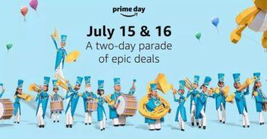 Prime Day 2019 starts July 15