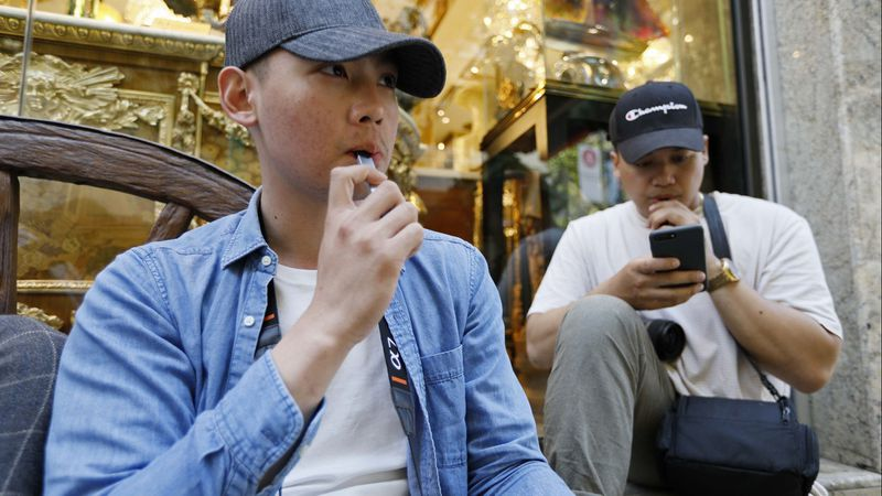 San Francisco ban e-cigarettes