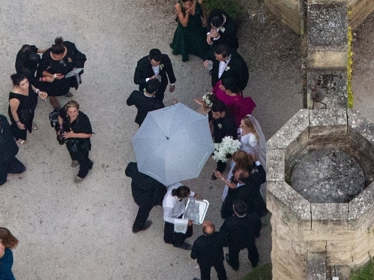 Sophie Turner and Joe Jonas 2nd Wedding Ceremony
