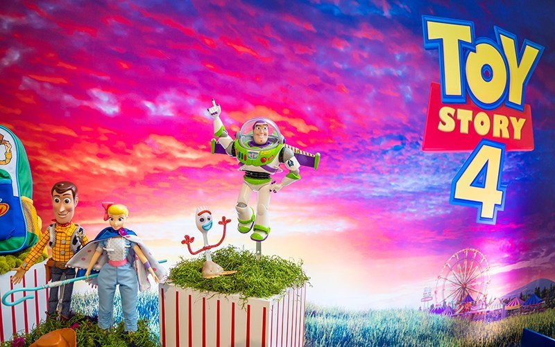 Toy Story 4 - The Second-Best Preview Night Animated Pic With $12M