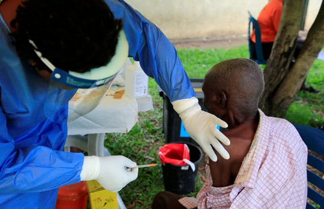 Uganda clears experimental Ebola treatments