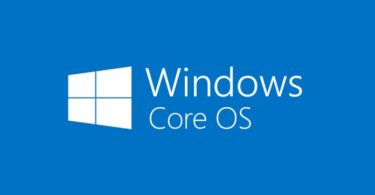 Windows Core OS (WCOS)