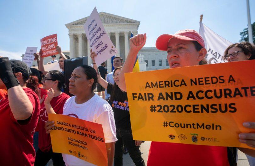 Justice Dept. Reverses Course on 2020 Census Citizenship Question