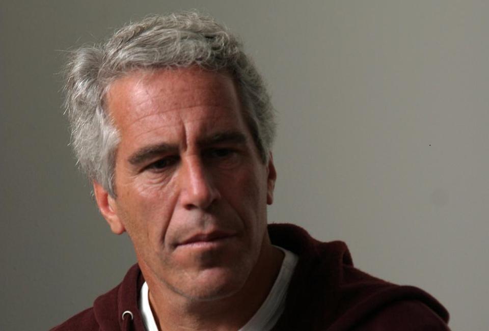 Sex Offender Jeffrey Epstein