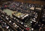 British Parliament Suspended