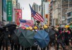 China blames the US for the Hong Kong protests