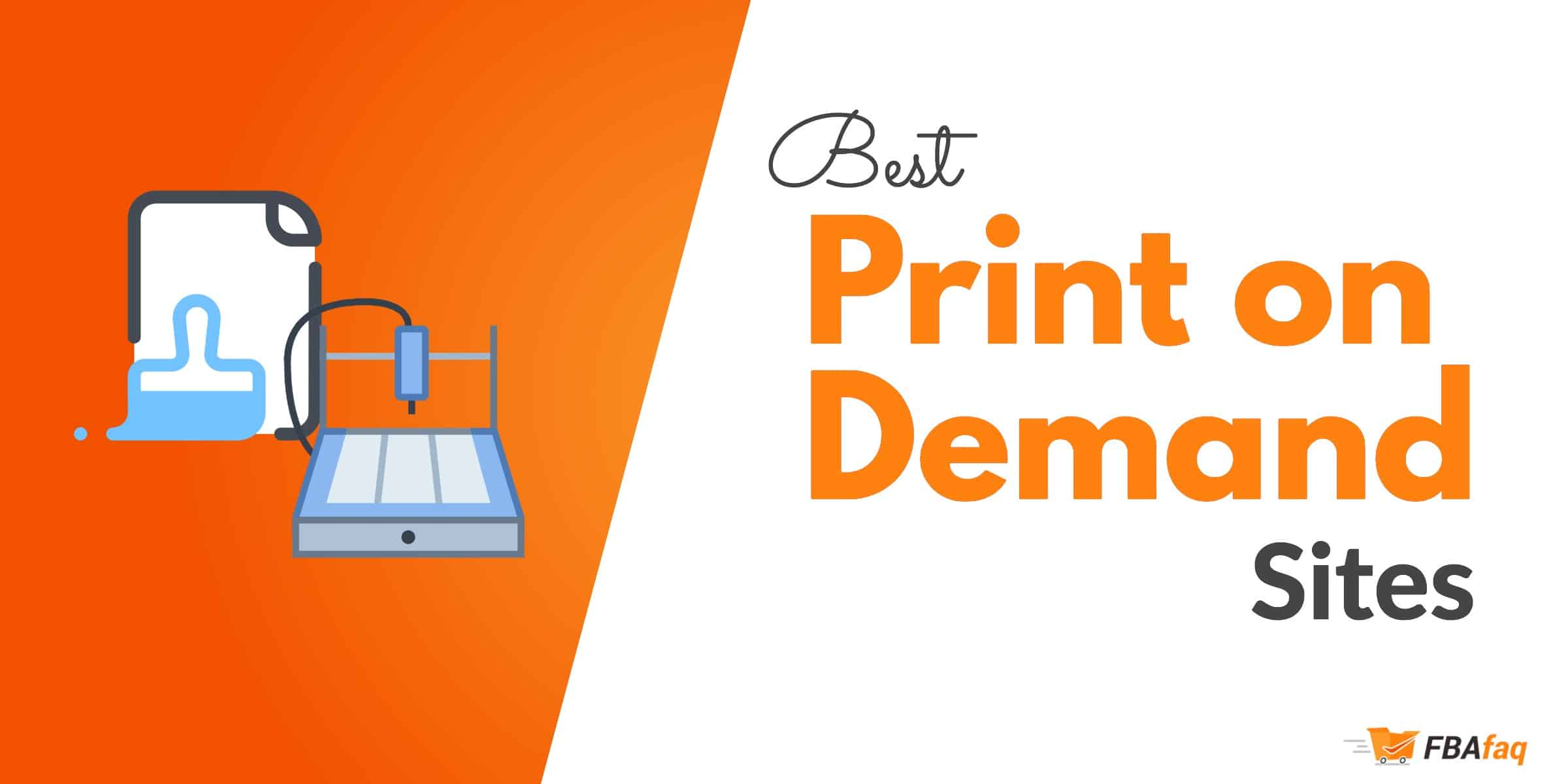 print-on-demand sites