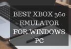Best Xbox 360 Emulator 2019