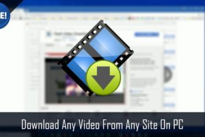 How to Download an embedded video from any website