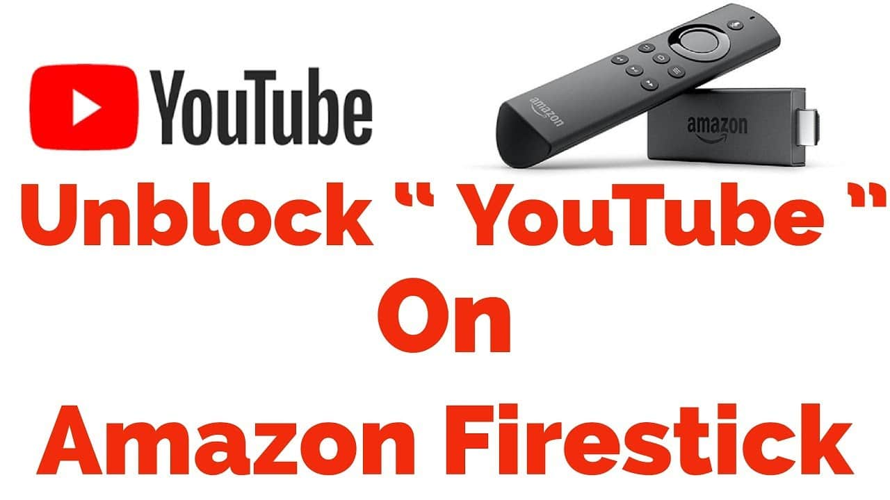 Install You Tube on Amazon Fire Stick