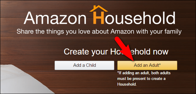Manage Your Amazon Household