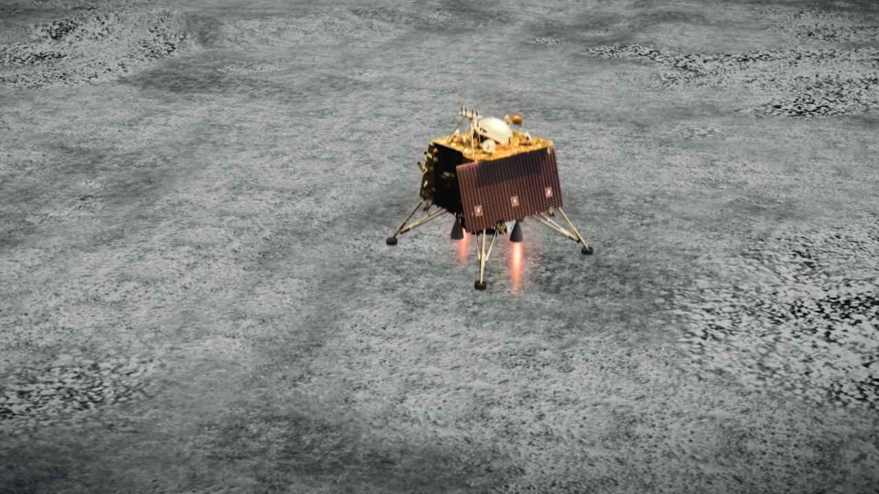 NASA To Share Images of Chandrayaan 2 Vikram Lander Landing Site