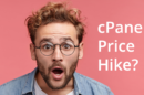 Cpanel Price Hike