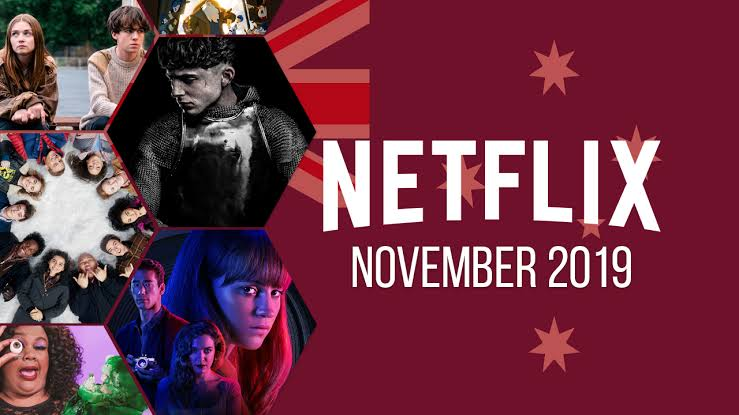 Upcoming top 10 big movies on Netflix in November 2019