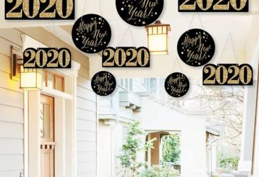 2020 New Year's Eve Decoration Ideas