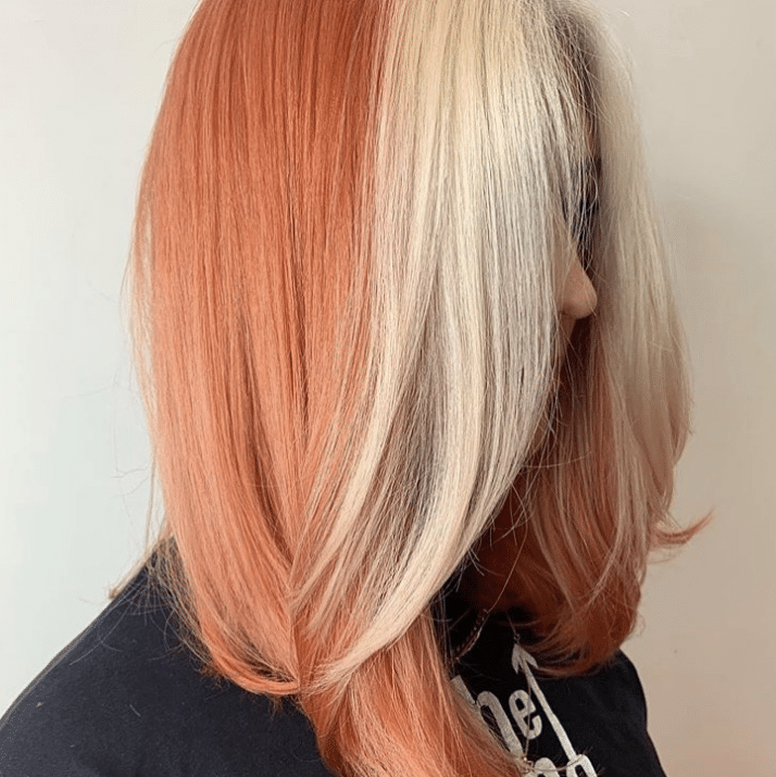 2020 Hair Trends and Hair Styles - Colour Contrasting