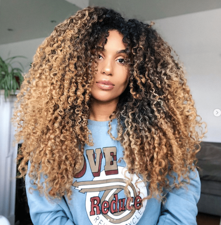 2020 Hair Trends and Hair Styles - Defined Curls
