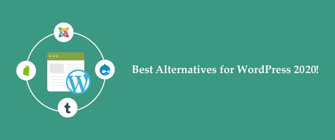 List of 10 WordPress Alternatives in 2020