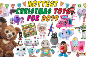 List of Top 10 Hot Christmas Toys 2019 For Kids