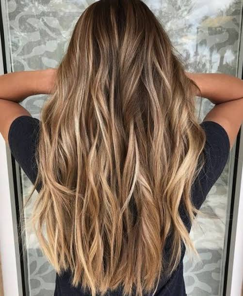 2020 Hair Trends and Hair Styles - Long, Light Layers