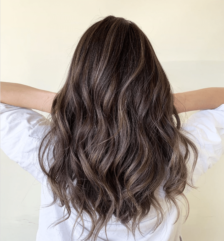 2020 Hair Trends and Hair Styles - Twisted Balayage